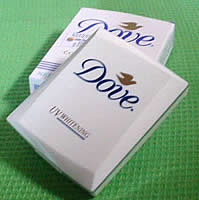 UVホワイトニングパウダー(Dove)